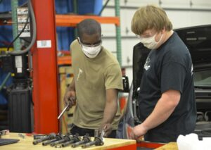 PTC Automotive Technology program cultivates new and old-school skill sets | News