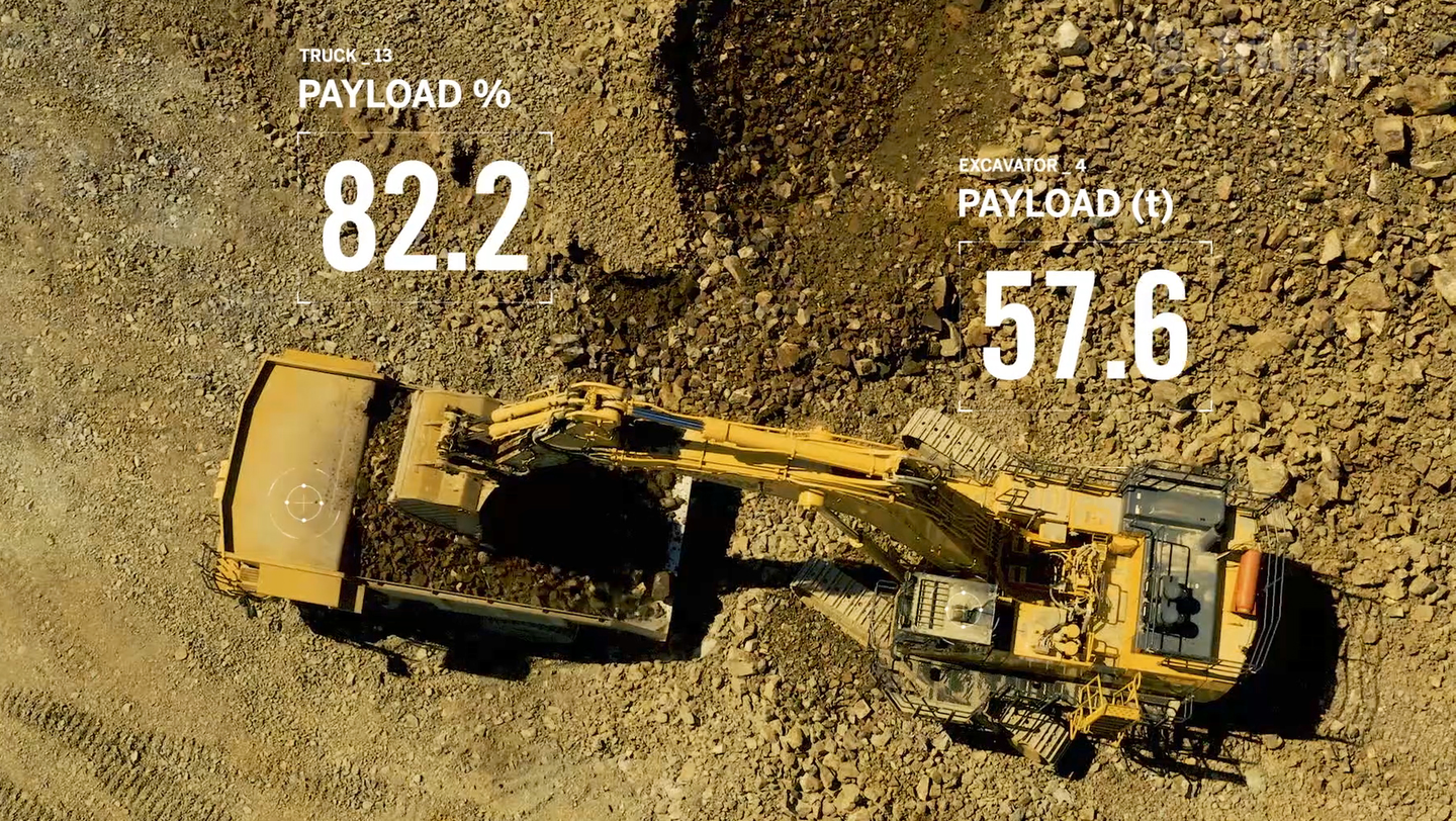 Trimble Load Haul is one of several solutions the company will feature at MINExpo to help improve productivity on work sites.